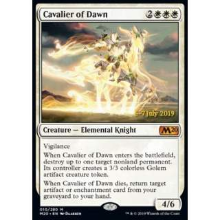 Cavalier of Dawn (Version 2) - PROMO FOIL