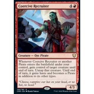 Coercive Recruiter - FOIL