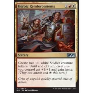 Heroic Reinforcements - FOIL