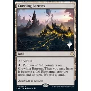 Crawling Barrens (V.1) - PROMO FOIL