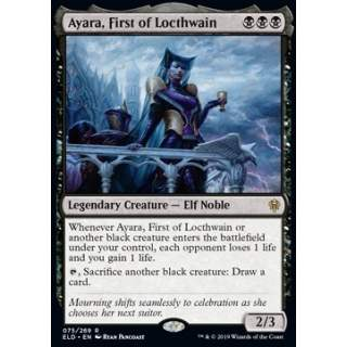 Ayara, First of Locthwain - FOIL