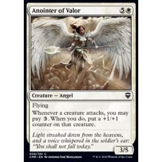 Anointer of Valor - FOIL