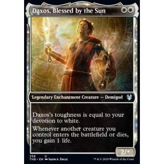 Daxos, Blessed by the Sun - PROMO FOIL
