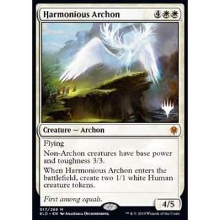 Harmonious Archon (Version 2) - PROMO