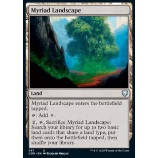 Myriad Landscape (V.1) - PROMO