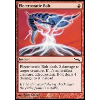 Electrostatic Bolt