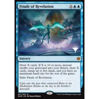 Finale of Revelation - PROMO FOIL