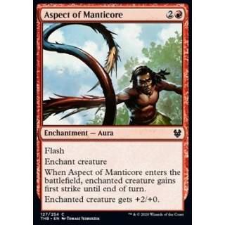 Aspect of Manticore - FOIL