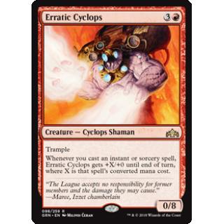 Erratic Cyclops