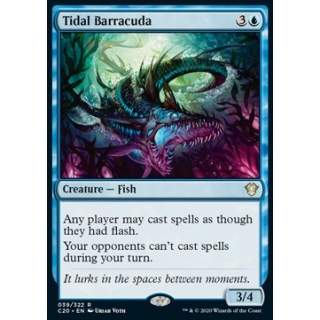Tidal Barracuda