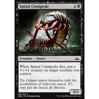 Spinal Centipede - FOIL