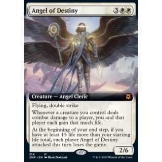 Angel of Destiny - PROMO FOIL