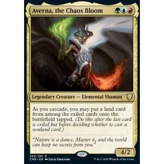 Averna, the Chaos Bloom