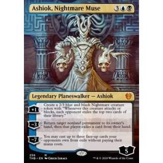 Ashiok, Nightmare Muse - PROMO FOIL