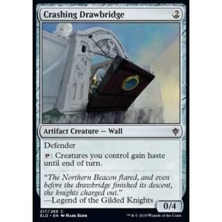Crashing Drawbridge - FOIL