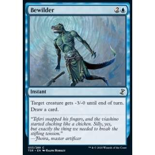 Bewilder - FOIL