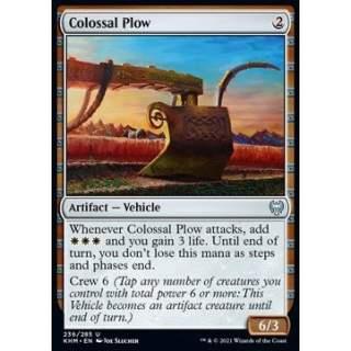 Colossal Plow - FOIL