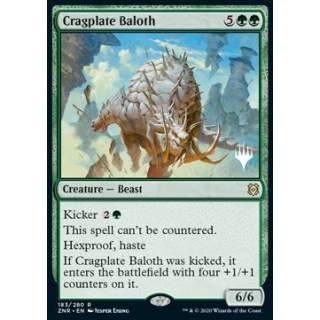 Cragplate Baloth (V.1) - PROMO