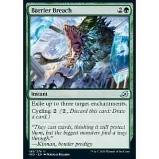 Barrier Breach