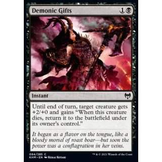 Demonic Gifts - FOIL