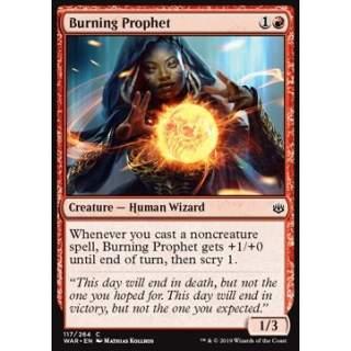 Burning Prophet - FOIL