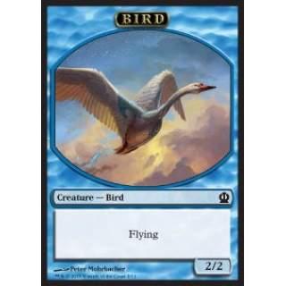 Bird Token (Blue 2/2)