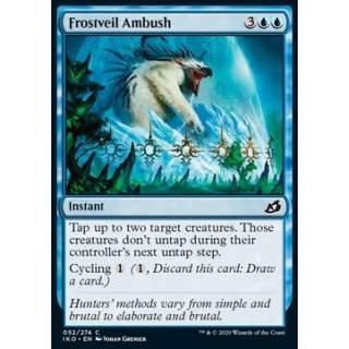 Frostveil Ambush - FOIL