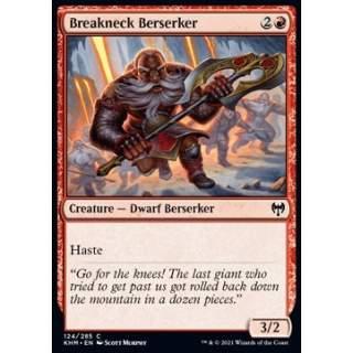 Breakneck Berserker - FOIL