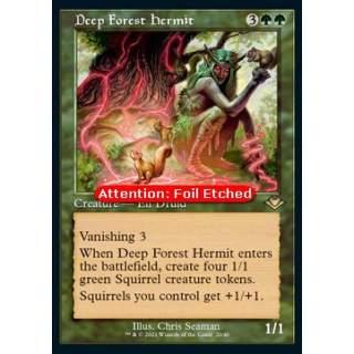Deep Forest Hermit (V.2) - FOIL