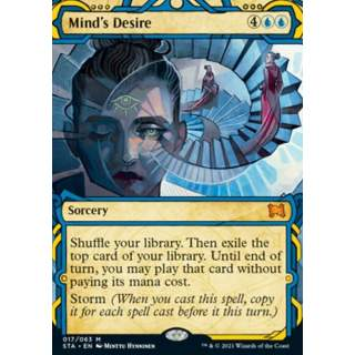 Mind's Desire (V.1)