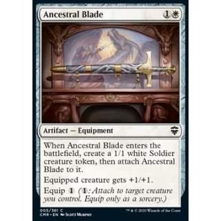 Ancestral Blade - FOIL