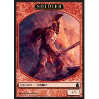Soldier Token (Red 1/1)
