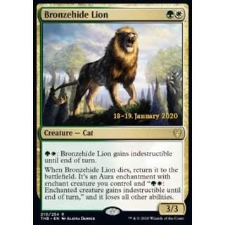 Bronzehide Lion (Version 2) - PROMO FOIL
