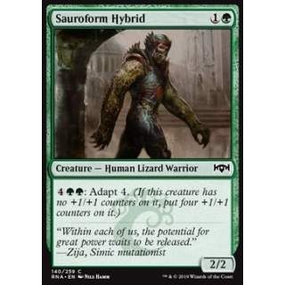 Sauroform Hybrid