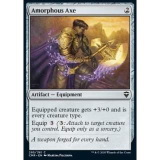 Amorphous Axe