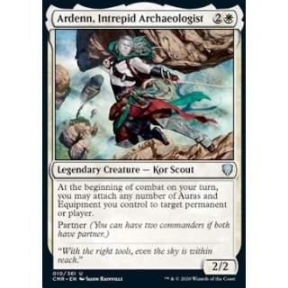 Ardenn, Intrepid Archaeologist - FOIL