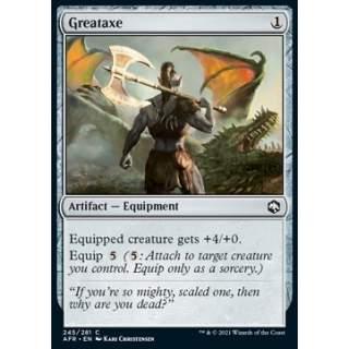 Greataxe - FOIL