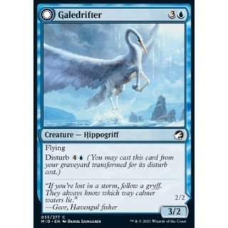 Galedrifter // Waildrifter