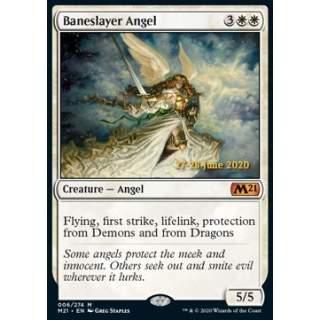 Baneslayer Angel (V.2) - PROMO FOIL