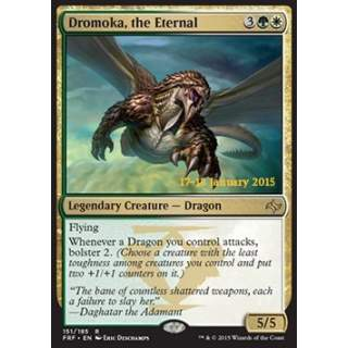 Dromoka, the Eternal - PROMO FOIL