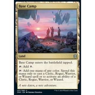 Base Camp - FOIL