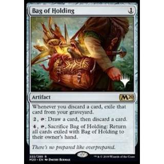 Bag of Holding (Version 1) - PROMO