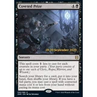 Coveted Prize (V.2) - PROMO FOIL