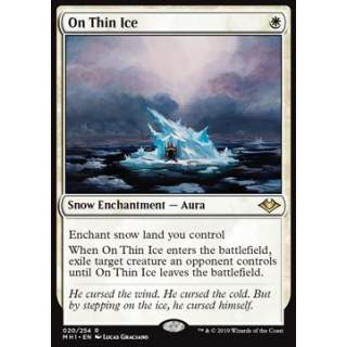 On Thin Ice - FOIL