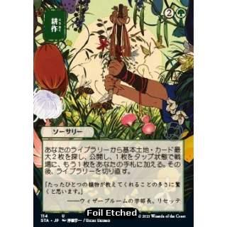 Cultivate [jp] (V.4) - FOIL