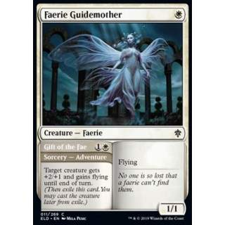 Faerie Guidemother // Gift of the Fae - FOIL