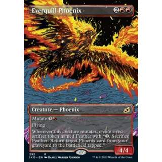 Everquill Phoenix (V.1) - PROMO FOIL