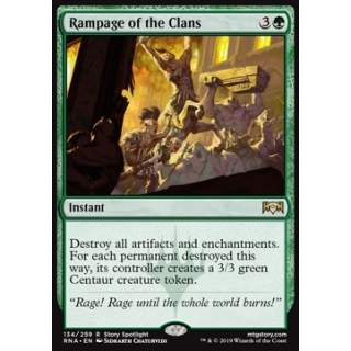 Rampage of the Clans