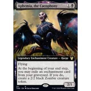 Aphemia, the Cacophony - PROMO FOIL