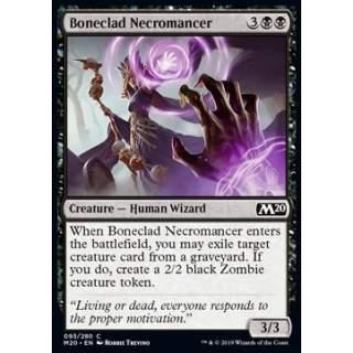 Boneclad Necromancer - FOIL